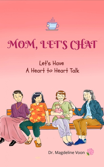 Mom Let's Chat - Let's Have a Heart to Heart Talk - cover