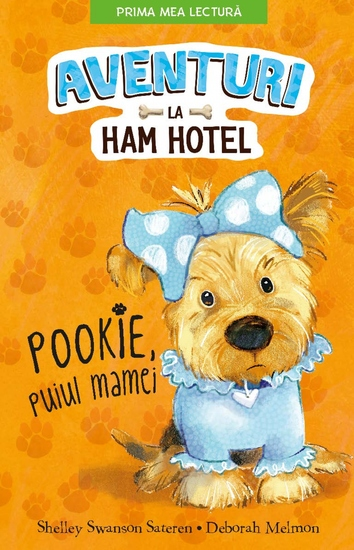 Aventuri la Ham Hotel - Pookie Puiul Mamei - cover