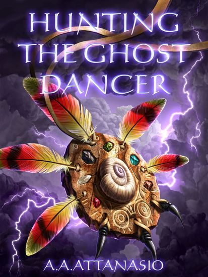 Hunting the Ghost Dancer - cover
