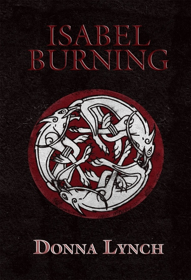 Isabel Burning - cover