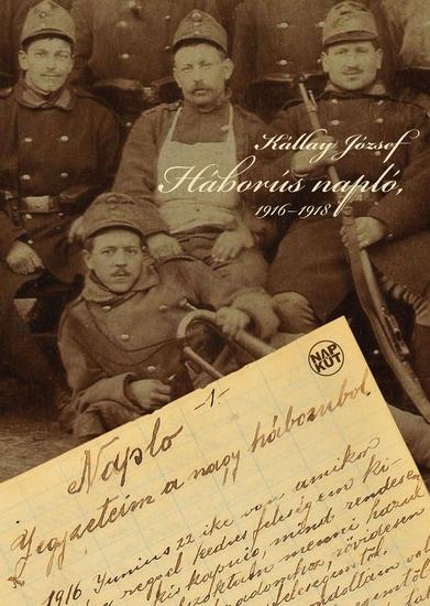 Háborús napló 1916–1918 - cover