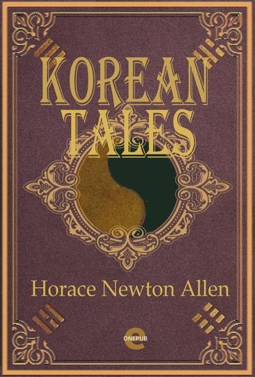 Korean Tales - cover
