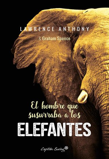 El hombre que susurraba a los elefantes - cover