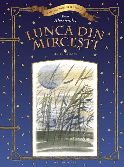 Lunca din Mircești - cover