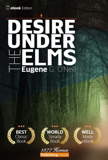 Desire under the Elms - cover