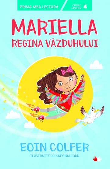 Mariella regina văzduhului - cover