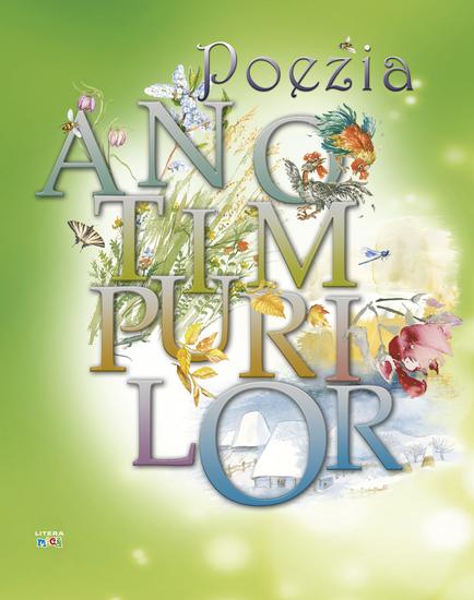 Poezia anotimpurilor - cover