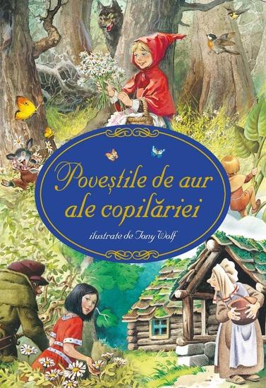 Poveștile de aur ale copilăriei - cover