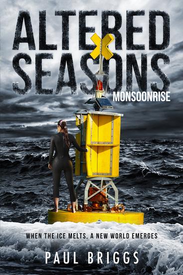 Altered Seasons - Monsoonrise - cover
