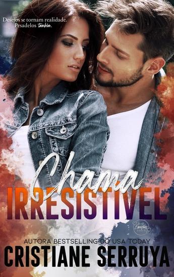Chama Irresistível - Tons de Emoção 4 - cover