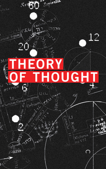 Theory of Thought - Symbolism - cover