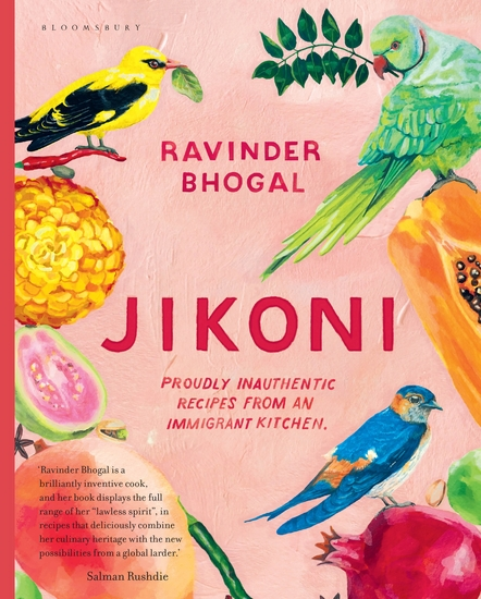Jikoni - Proudly Inauthentic Recipes from an Immigrant Kitchen - cover