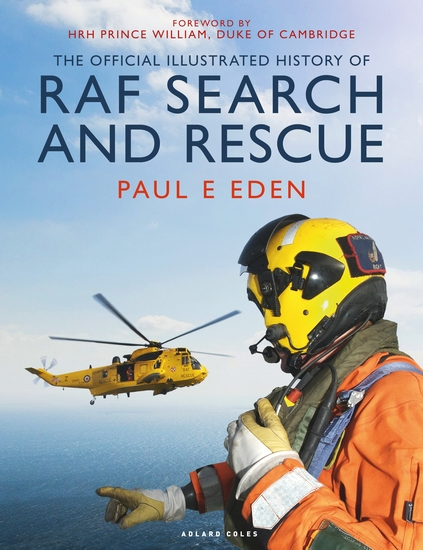 The Official Illustrated History of RAF Search and Rescue - cover