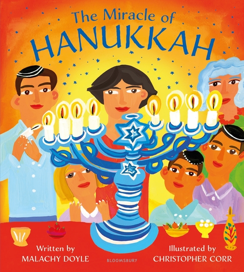 The Miracle of Hanukkah - cover