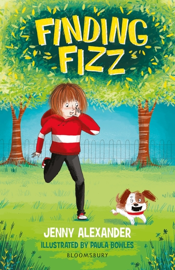 Finding Fizz: A Bloomsbury Reader - cover