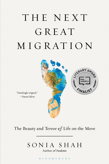 The Next Great Migration - The Beauty and Terror of Life on the Move - cover