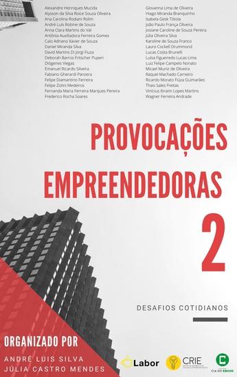 Provocações Empreendedoras 2 - Desafios cotidianos - cover