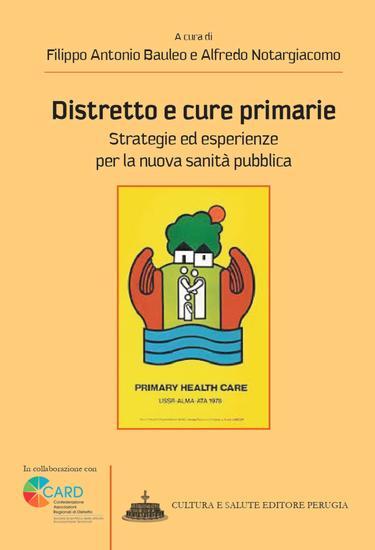 Distretto e Cure Primarie - cover
