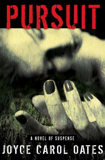 Pursuit - A Novel of Suspense - cover
