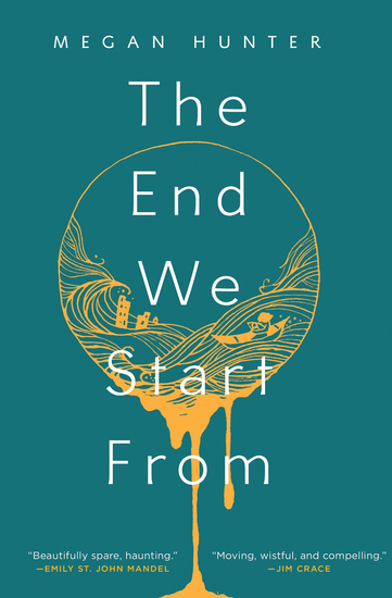 The End We Start From - cover