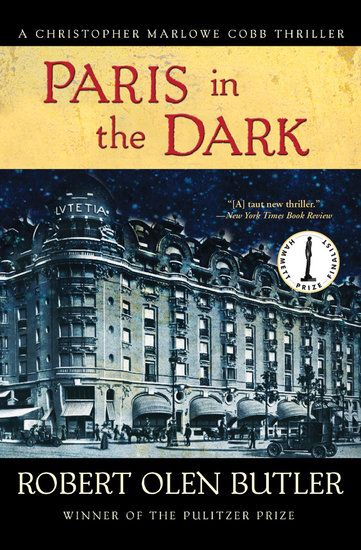 Paris in the Dark - cover