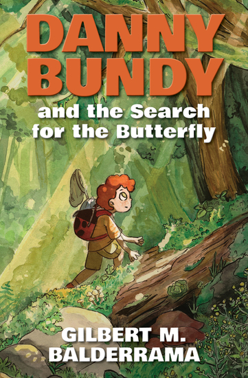 Danny Bundy and the Search for the Butterfly - cover