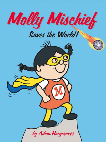 Molly Mischief Saves the World - cover