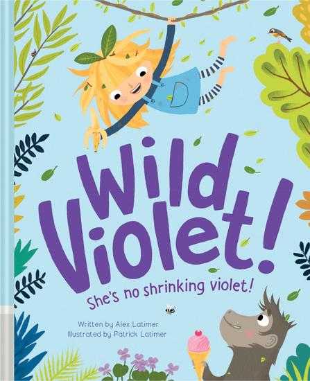 Wild Violet! - cover