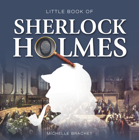 Little Book of Sherlock Holmes - cover