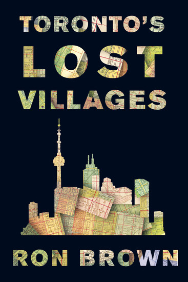 Toronto's Lost Villages - cover