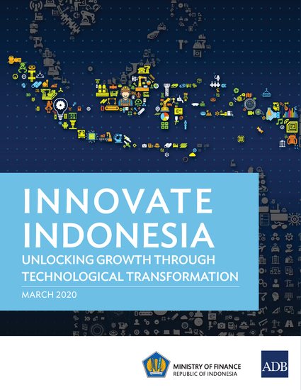 Innovate Indonesia - Unlocking Growth Through Technological Transformation - cover