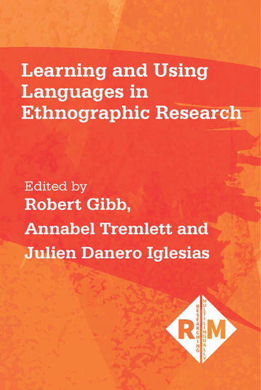 Learning and Using Languages in Ethnographic Research - cover