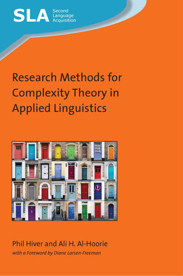 Research Methods for Complexity Theory in Applied Linguistics - cover