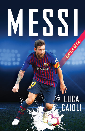 Messi - Updated Edition - cover