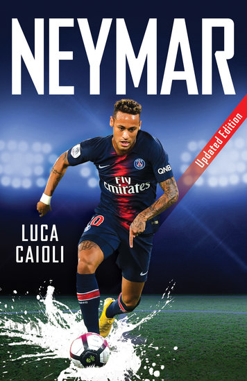 Neymar - Updated Edition - cover