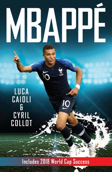 Mbappé - cover