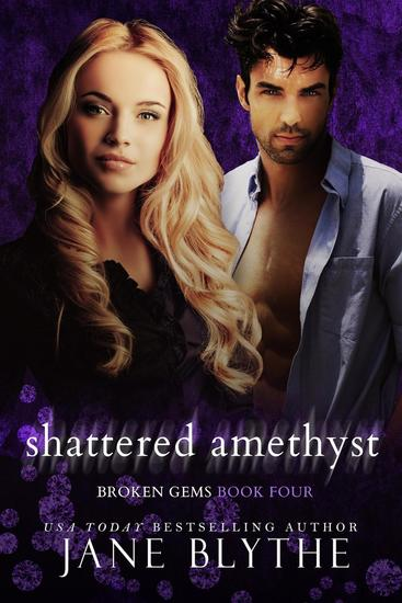 Shattered Ametyst - Broken Gems #4 - cover