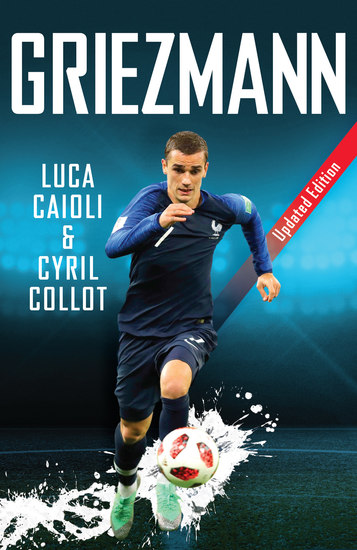 Griezmann - Updated Edition - cover