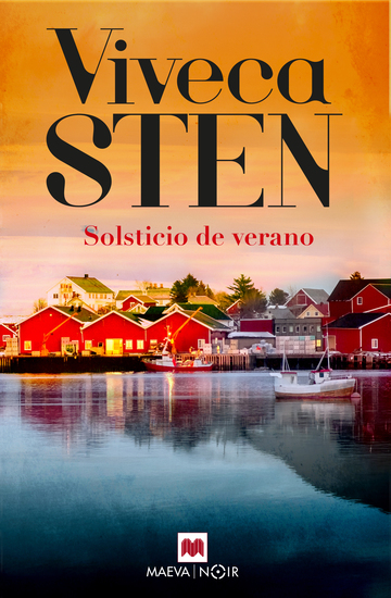 Solsticio de verano - La isla de Sandhamn se transforma en una pesadilla llena de misterios - cover