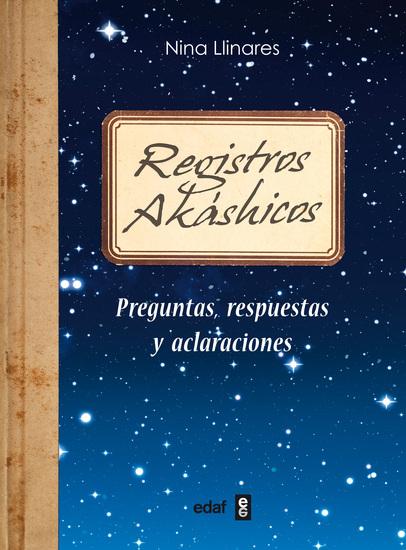 Registros Akáshicos - cover