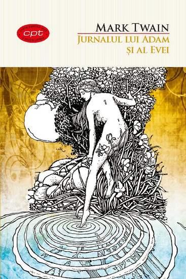 Jurnalul lui Adam și al Evei - cover
