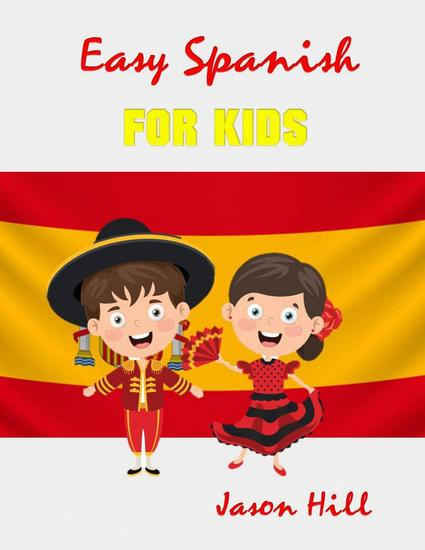 Easy Spanish for Kids - cover