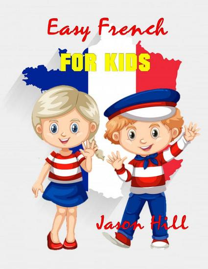 Easy French for Kids - cover