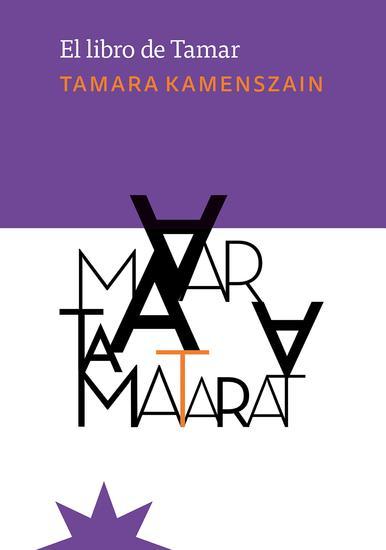 El libro de Tamar - cover
