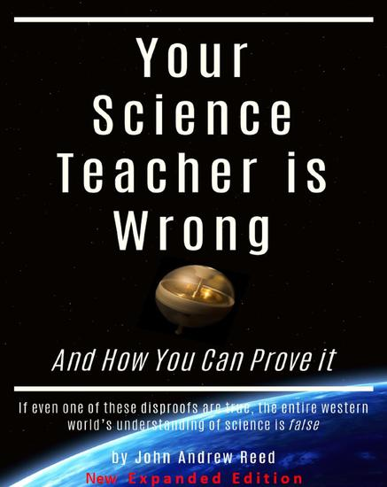 Your Science Teacher is Wrong New Expanded Edition - cover