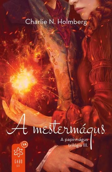 A mestermágus - cover