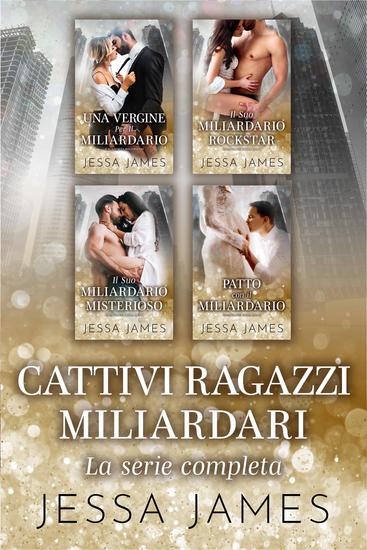 Cattivi Ragazzi Miliardari-La serie completa - cover