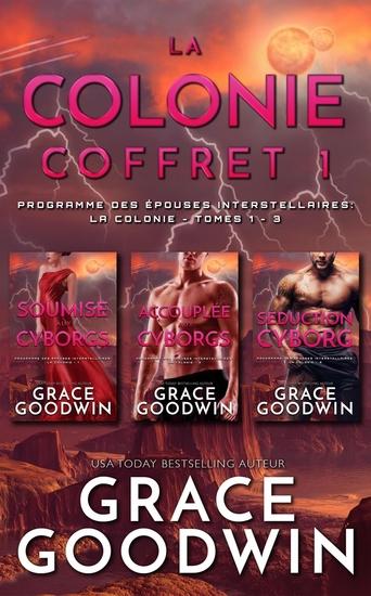 La Colonie - Coffret 1 - cover