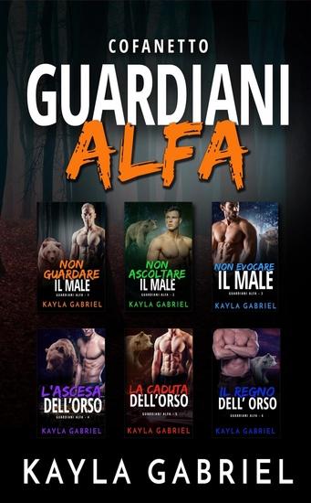 Cofanetto Guardiani Alfa - cover