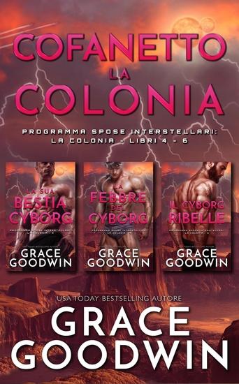 Cofanetto La Colonia - cover